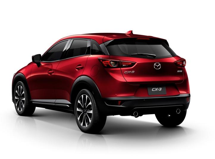 Mazda CX-3 2.0 SP_Back