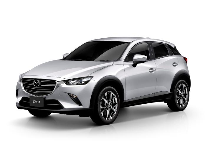 Mazda CX-3 Ceramic Metallic