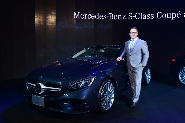 Mr. Frank Steinacher - Vice President of Sales and Marketing of Mercedes-Benz (Thailand) Limited