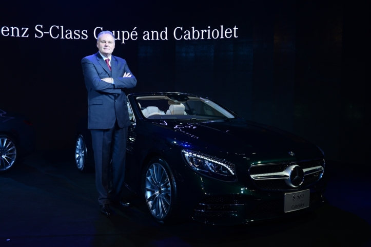 Mr. Michael Grewe - President and CEO of Mercedes-Benz (Thailand) Limited