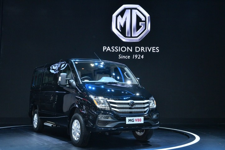 MG - NEW MG V80